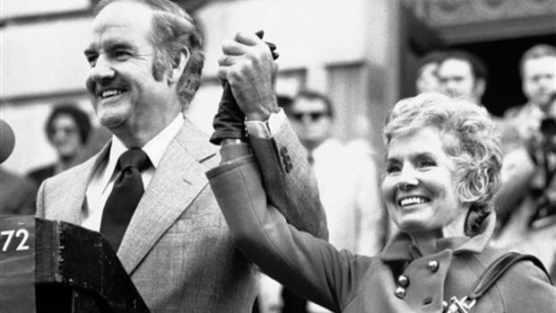 George McGovern, Eleanor McGovern