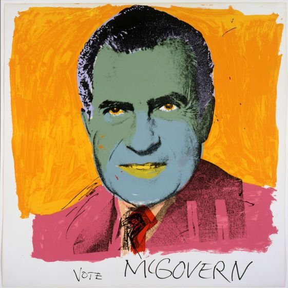 Warhol-Vote-McGovern-1972