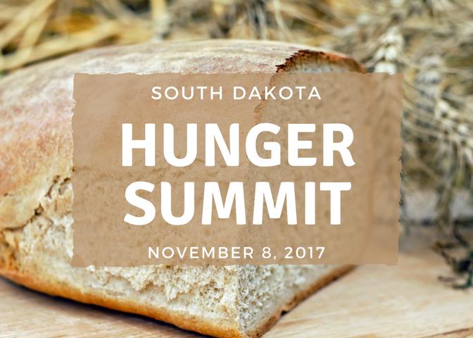 2017 Hunger Summit Logo